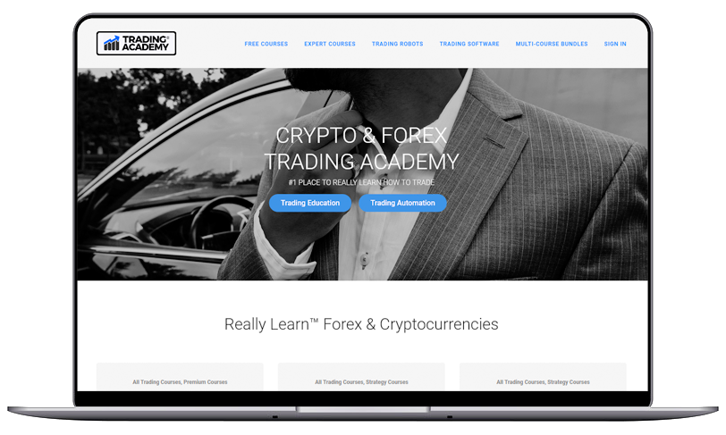 A-Z TRADING ACADEMY - #1 Place To Really Learn How To Trade